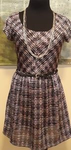 Lily Rose dress, NWT, size S, multicolored,